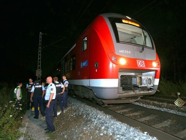 Germania, Isis rivendica aggressione in treno