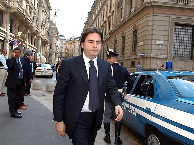 False fatture, arrestati Stefano Ricucci e Mirko Coppola
