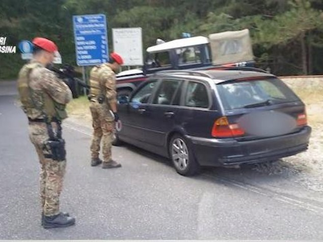 Fiumi di droga dai Nebrodi, 21 arresti per traffico e armi - VIDEO