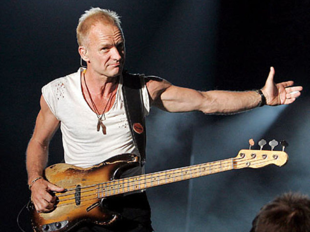 Sting annuncia uscita prossimo disco