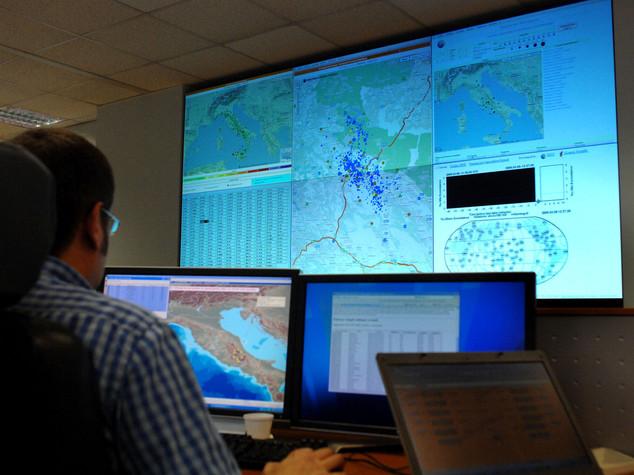 Terremoto: Ingv, sciame sismico con 39 scosse finora