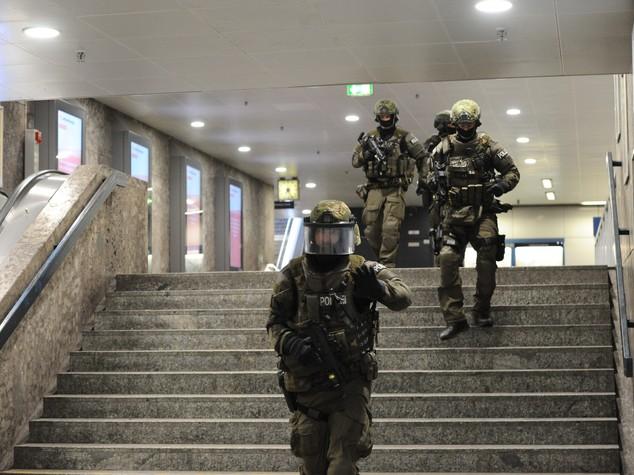 Monaco, sparatoria anche a Karl Platz