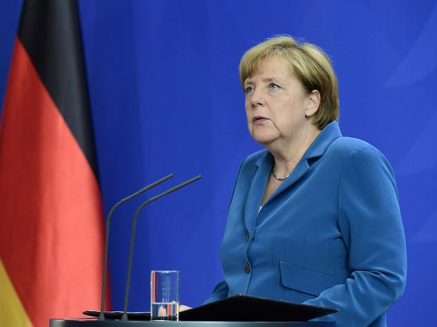 Angela Merkel dopo la strage di Monaco: 'Garantire libertà e sicurezza'