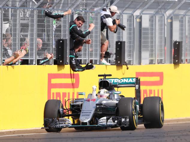 Hamilton vince Gp Ungheria ed e' nuovo leader