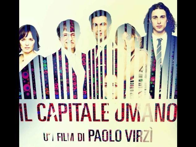 """Oscar: l'Italia candida 'Il capitale umano'; Virzi' """"orgoglioso"""""""