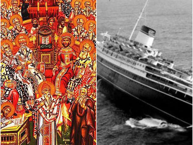Dal primo concilio al disastro dell'Andrea Doria, i fatti del 25 luglio