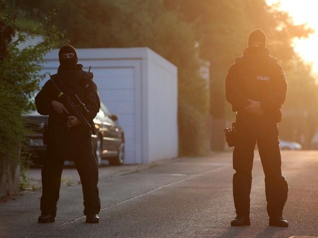 Il terrore scuote la Germania