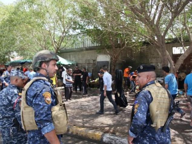 Bomba nel sud di Baghdad, due morti e sei feiriti