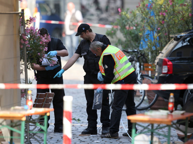 Kamikaze di Ansbach giurò fedeltà all'Isis