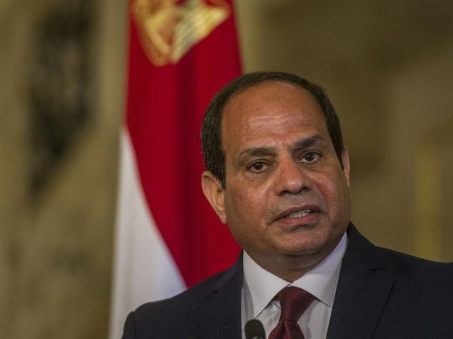 M.o.: al Sisi, Mosca pronta a ospitare colloqui Netanyahu-Mazen