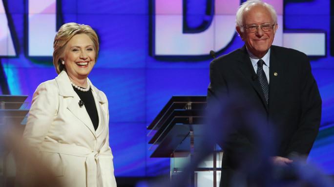 Sanders non si vendica, votiamo Hillary per battere Trump