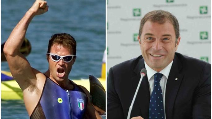 Antonio Rossi, il bell'alfiere che ci fece amare la canoa