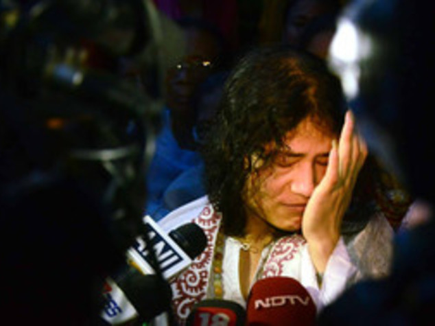 India: female activist to end 16-year-old hunger strike