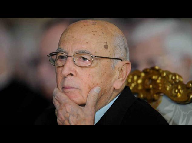 Napolitano, problemi mezzogiorno non portino a rinuncia e sfiducia
