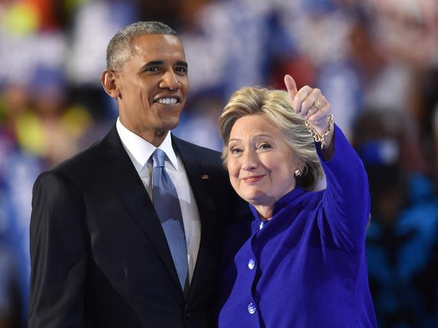 """Obama ai giovani neri, """"insulto a me non votare Hillary"""""""