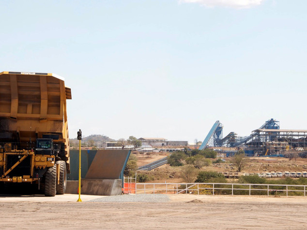 Mozambique: mining giant Vale to suspend transport operations