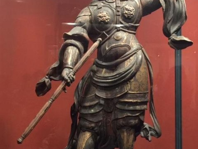 """Italia-Giappone: arte buddista a Roma, Abe """"legame nella cultura"""""""