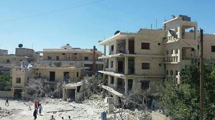 Clinica ostetrica bombardata in Siria, 2 morti e 3 feriti