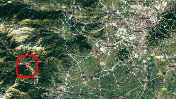 Torino trema due volte, scosse terremoto di magnitudo 3,9 e 2,1