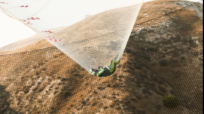 USA: salto record da 7620 m senza paracadute