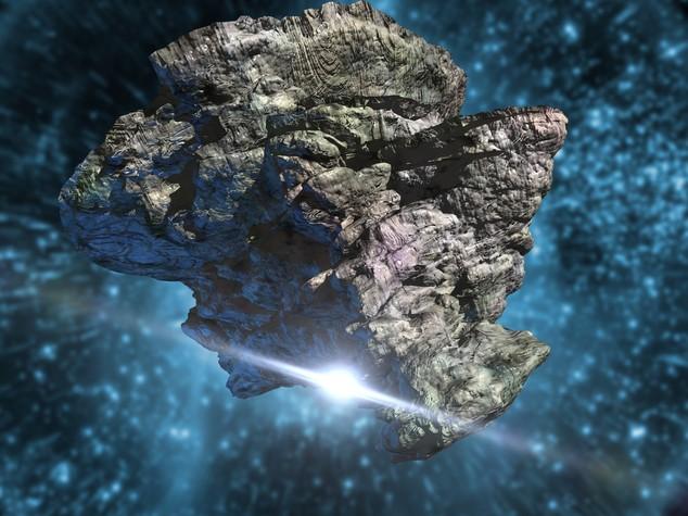 asteroide terra impatto