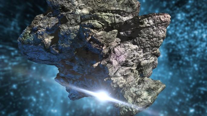 Asteroide-Armageddon minaccia la Terra