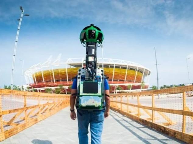Con Google alla scoperta delle olimpiadi e del Brasile