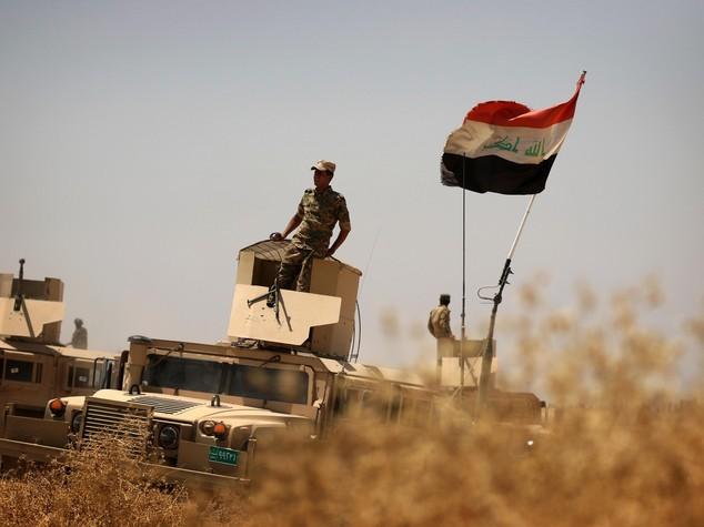 Iraq: truppe Baghdad e curde si preparano ad offensiva su Hawija