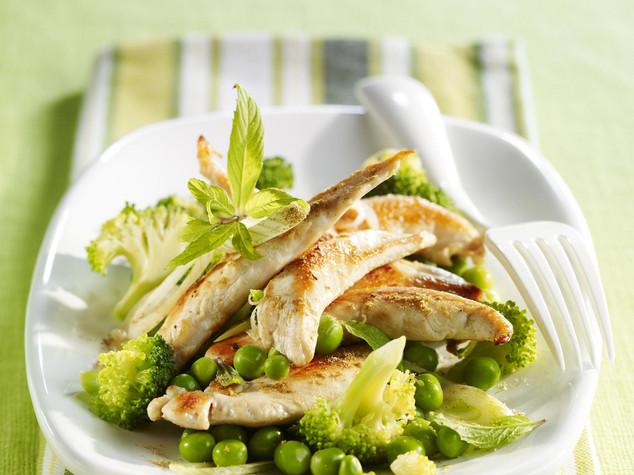 Atleti italiani a tavola, 90 chili di pollo a settimana