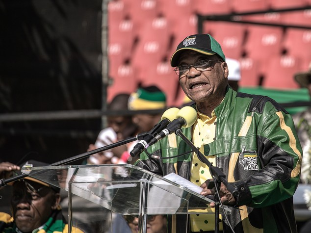 South Africa: tomorrow 'largest ever' local government election
