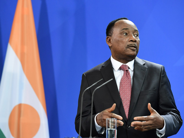 Cina dona al Niger il piu' grande ospedale del Paese