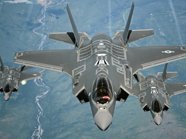 Pentagon declares F-35A jets combat ready