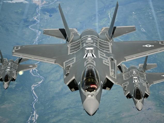 F-35A pronto al combattimento