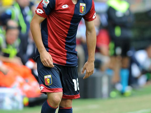 Diego Capel lascia il Genoa per l'Anderlecht