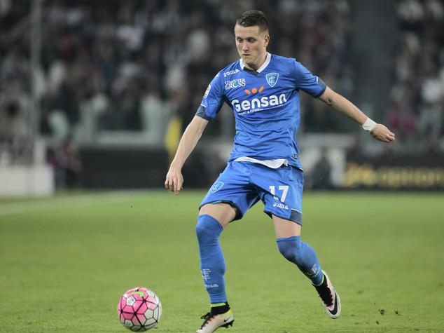 Napoli ufficializza acquisto definitivo Zielinski dall'Empoli
