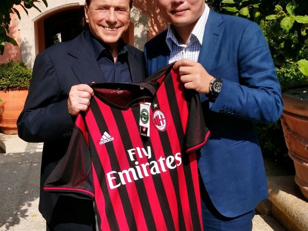 Chinese investors purchase AC Milan for 740 million euros