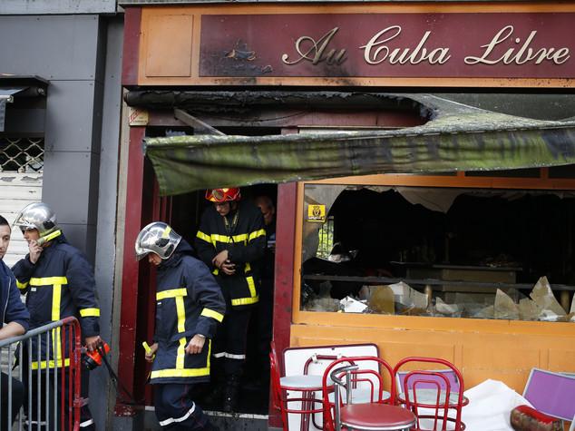 Incendio in un bar a Rouen, almeno 13 morti
