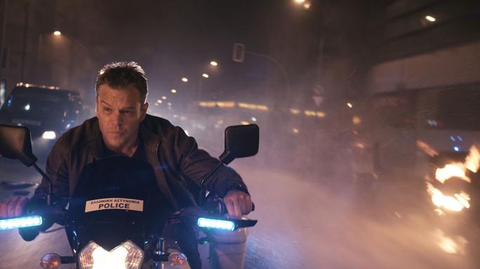 Festival Locarno, Matt Damon torna nei panni di Jason Bourne