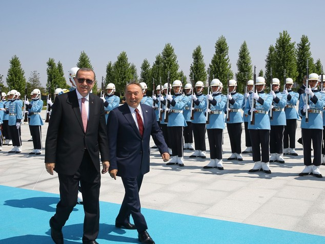 Kazakh-Turkish trade turnover to reach 10 billion US dollars