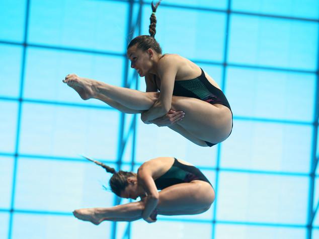 Tuffi: l'argento di Tania e Francesca, la decima medaglia olimpica