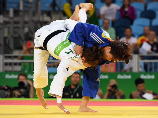 Judo donne, 48 kg, eliminata azzurra Moscatt