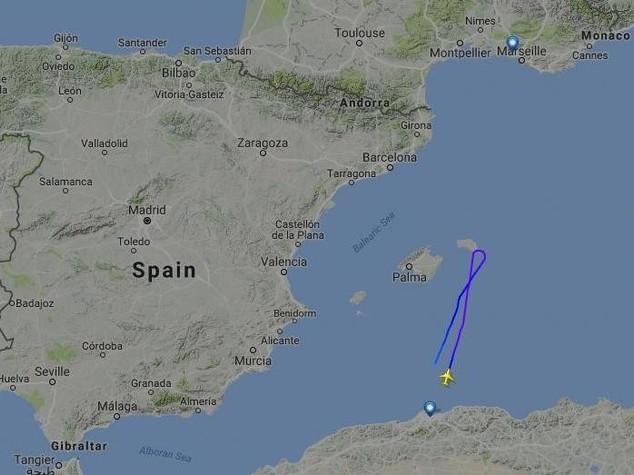 Volo Algeri-Marsiglia scoparso dai radar
