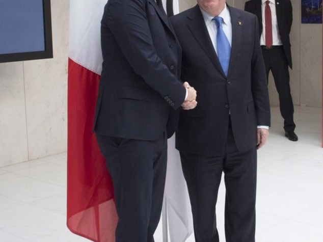 Renzi incontra presidente del Cio, sul tavolo Roma 2024