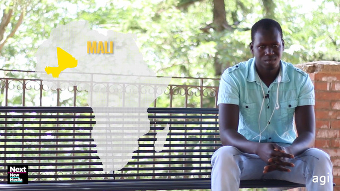"""#TuNonSaiChiSonoIo - Bandiogou, in fuga dalMali:""""Se torno in Libia mi fanno morire"""""""