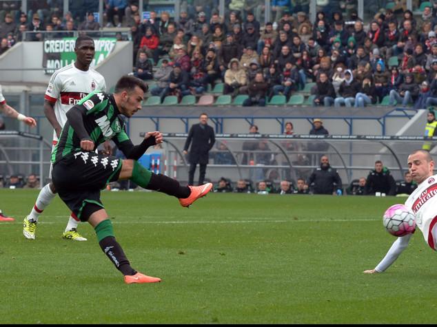 Sassuolo, Nicola Sansone saluta. Domani sarà del Villarreal