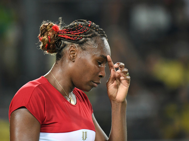 Olimpiadi di Rio 2016, incredibile in Brasile! Serena Williams eliminata
