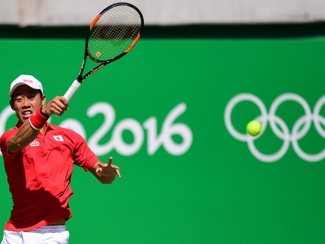 Tennis: Nishikori esordio sul velluto, soffre Tsonga