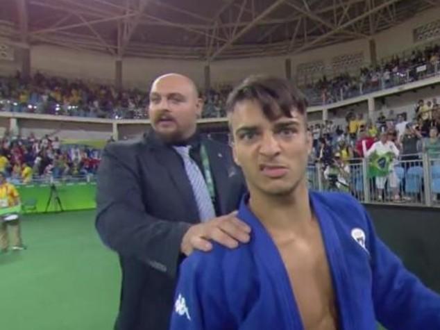 E' di Fabio Basile il primo oro per l'Italia
