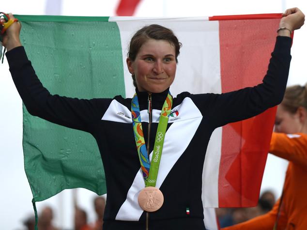 """Ciclismo: Longo Borghini """"ho dato tutto, contenta"""""""