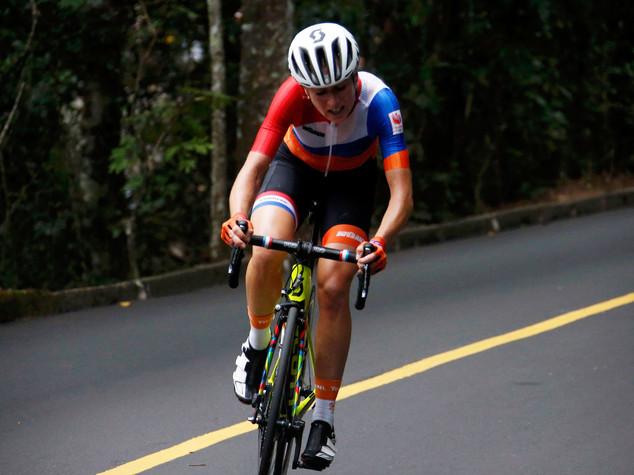 Ciclista Annemiek van Vleuten in terapia intensiva